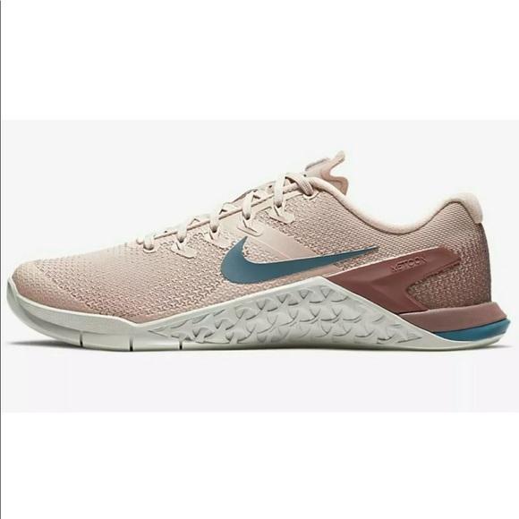 Nike Metcon 4 Particle Beige Pink Women